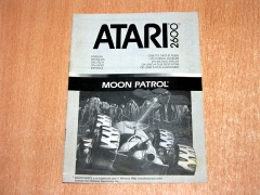 Moon Patrol Manual