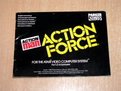 Action Force Manual