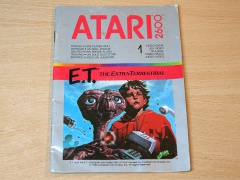 ET : The extra Terrestrial Manual