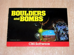 Boulders And Bombs Manual