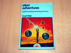 Atari Adventures by Tony Bridge