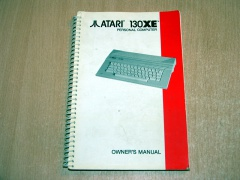 Atari 130 XE Owners Manual