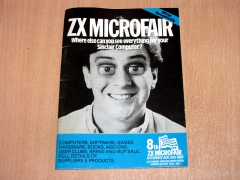 The 8th ZX Microfair Showguide