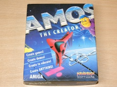 AMOS : The Creator by Mandarin Software