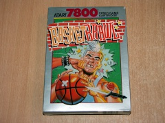 Basketbrawl by Atari