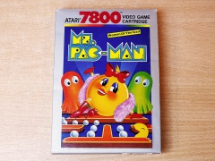 Ms Pac Man by Atari