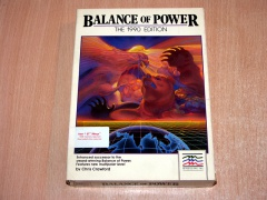 Balance Of Power : 1990 Edition by Mindscape