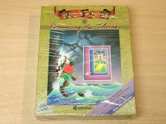 Kings Quest II : Romancing The Throne by Sierra