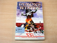 Demons Winter by Strategic Simulations Inc