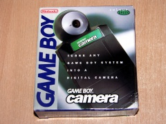 Gameboy Camera : Green - Boxed