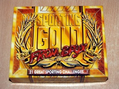 Sporting Gold From Epyx by US Gold