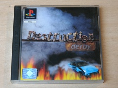 Destruction Derby by Psygnosis