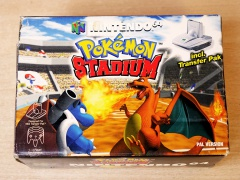 Pokemon Stadium by Nintendo
