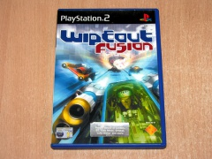 Wipeout Fusion by Sony