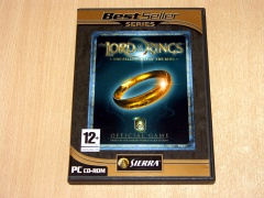 Lord of the Rings : Fellowship Of The Ring by Sierra