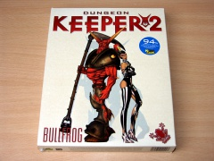 Dungeon Keeper 2 by Bullfrog