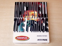 Machiavelli The Prince by Microprose