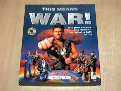 This Means War by Microprose