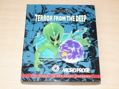 X-Com : Terror From The Deep by Microprose
