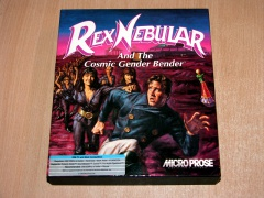 Rex Nebular by Microprose