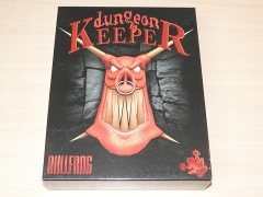 Dungeon Keeper by Bullfrog