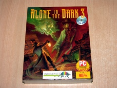 Alone In The Dark 3 by Infogrames