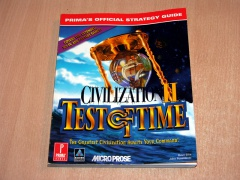 Civilization II : Test Of Time Game Guide