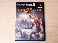 God Of War II by Sony