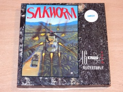 Silkworm by Mastertronic