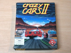 Crazy Cars II by Titus