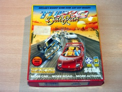 Turbo Out Run by Sega / US Gold