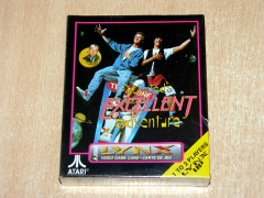 Bill & Teds Excellent Adventure by Atari *MINT
