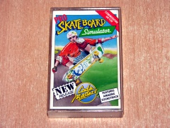 Pro Skateboard Simulator by Codemaster