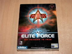 Star Trek Voyager : Elite Force by Activision