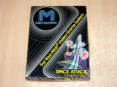 Space Attack by Mattel *Nr MINT
