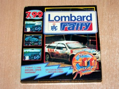 Lombard RAC Rally by Hit Squad