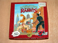 International Ninja Rabbits by Micro Value