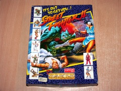Street Fighter II by US Gold
