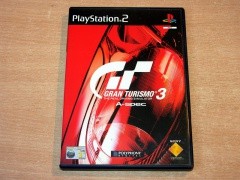 Gran Turismo 3 A Spec by Polyphony