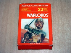 Warlords by Atari