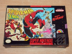 Spiderman and X Men by LJN