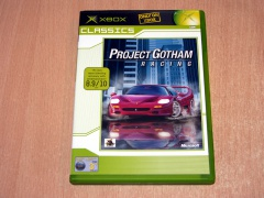 Project Gotham Racing by Microsoft