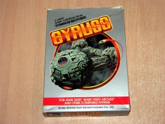 Gyruss by Parker Brothers