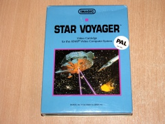 Star Voyager by Imagic - Blue Box