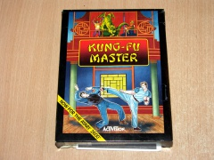 Kung Fu Master by Activision