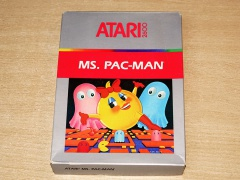 Ms Pac-man by Atari