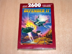Defender II by Atari *MINT