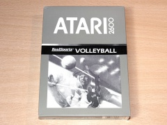 RS Volleyball by Atari B&W