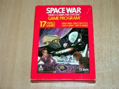 Space War by Atari
