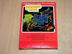 Wizard Of Wor by CBS *Nr MINT